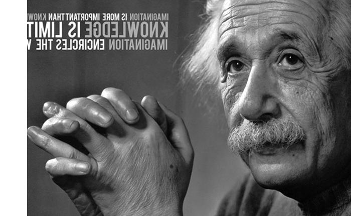Einstein on the Church