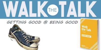 Walk the Talk Bible Study 1 Peter - Steve May