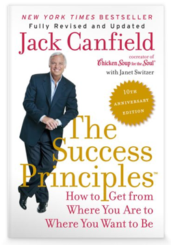 Jack Canfield Rule of Five