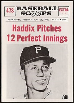 Harvey Haddix