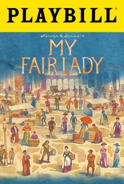 My Fair Lady - dress rehearsal